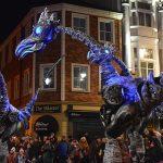 Halloween i Derry, Irland – världens bästa Halloweenfest?