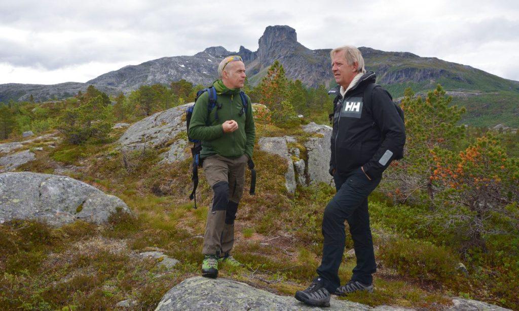 Vandra i Nordnorge