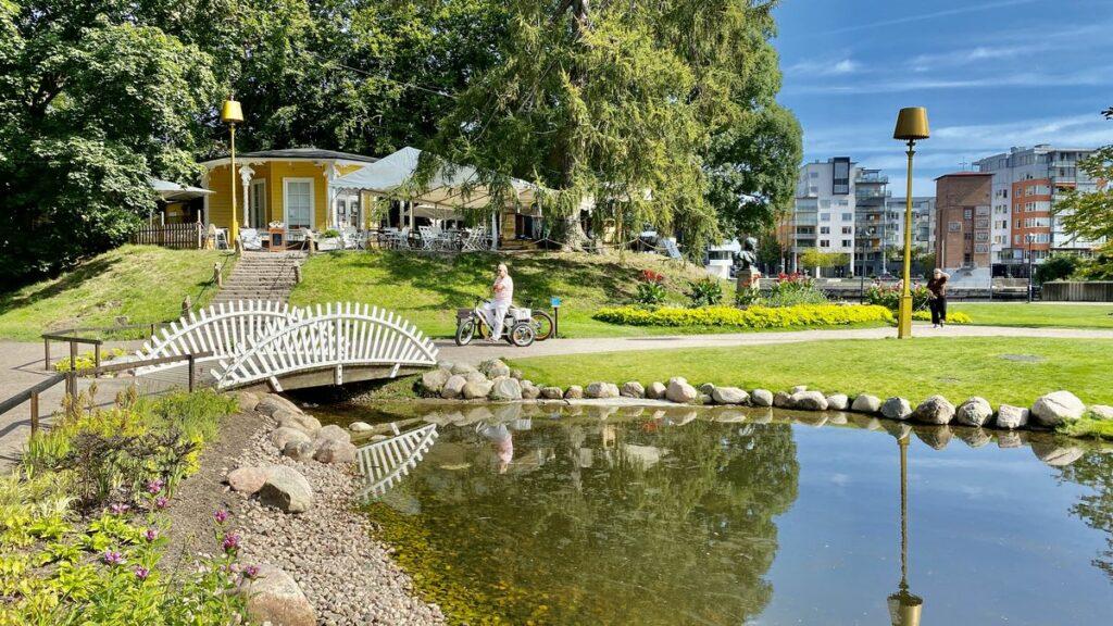 Göra i Halmstad - Norre katts park