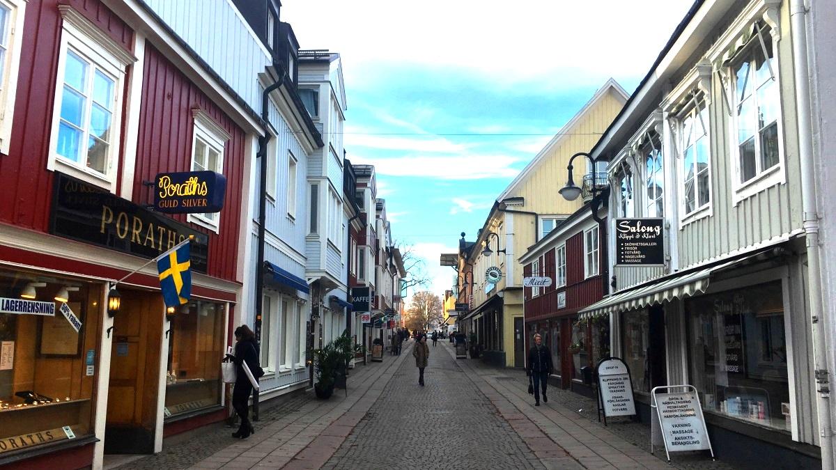 Norrtälje centrum, Roslagens huvudstad