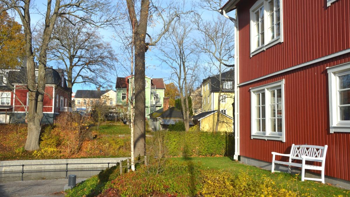 Norrtälje, Roslagens huvudstad