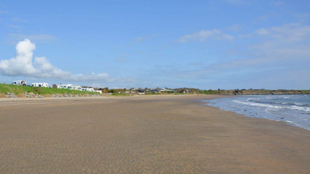 North Beach utanför Dublin