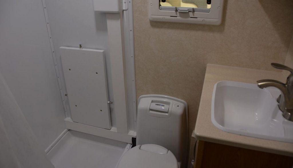 Northstar premium edition toalett