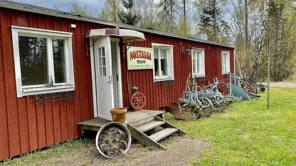 Göra på Visingsö - Nostalgimuseet