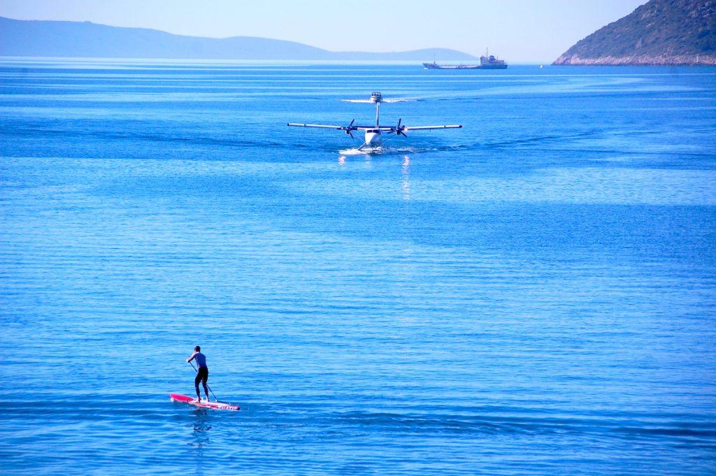 Split Kroatien och tips på ön brac