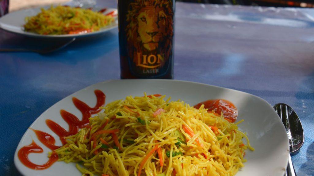 Mat i Sri Lanka