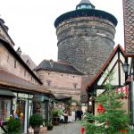 Medeltidskänsla och julstämning i Nürnberg