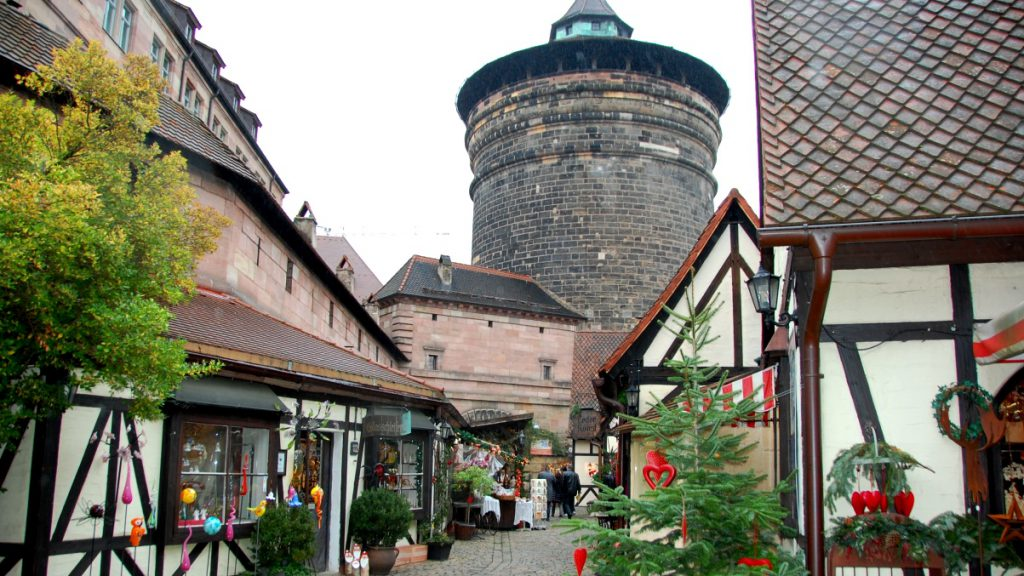 Nurnberg i Tyskland