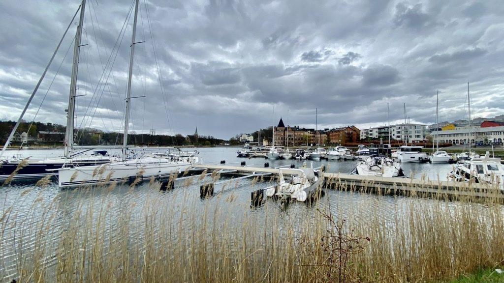 Utflykter i Stockholm i coronatider - Gustavsberg