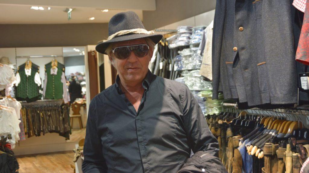 Ny hatt Österrike