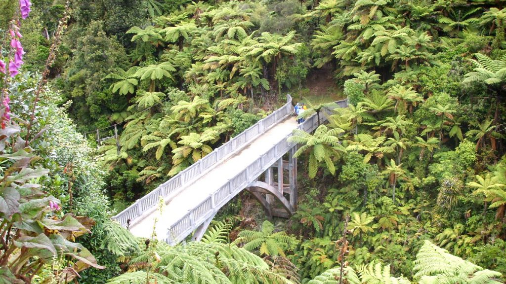 Bron till ingenstans