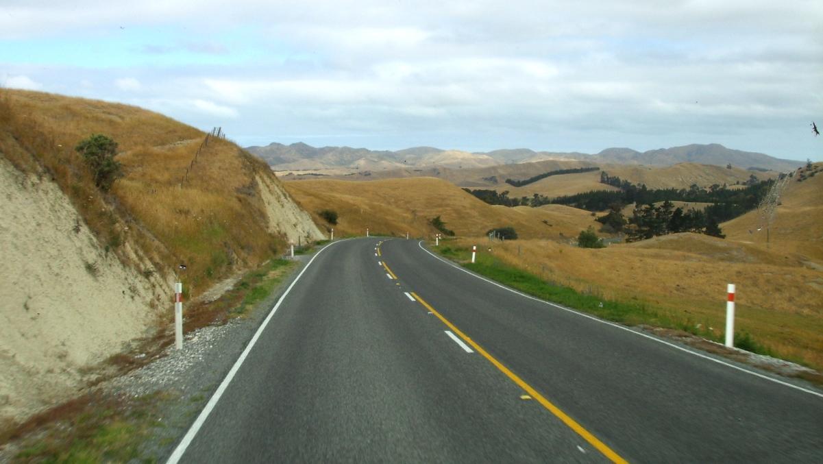 Nya Zeeland sydön