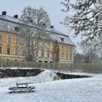 Nynäs slott och naturreservat i Nyköping