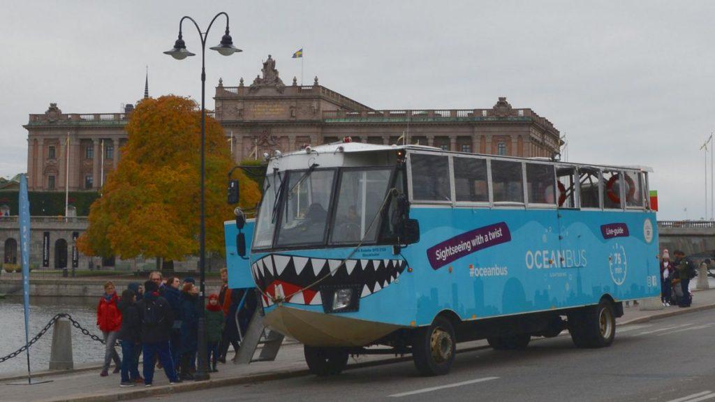 Ocean bus Sverige
