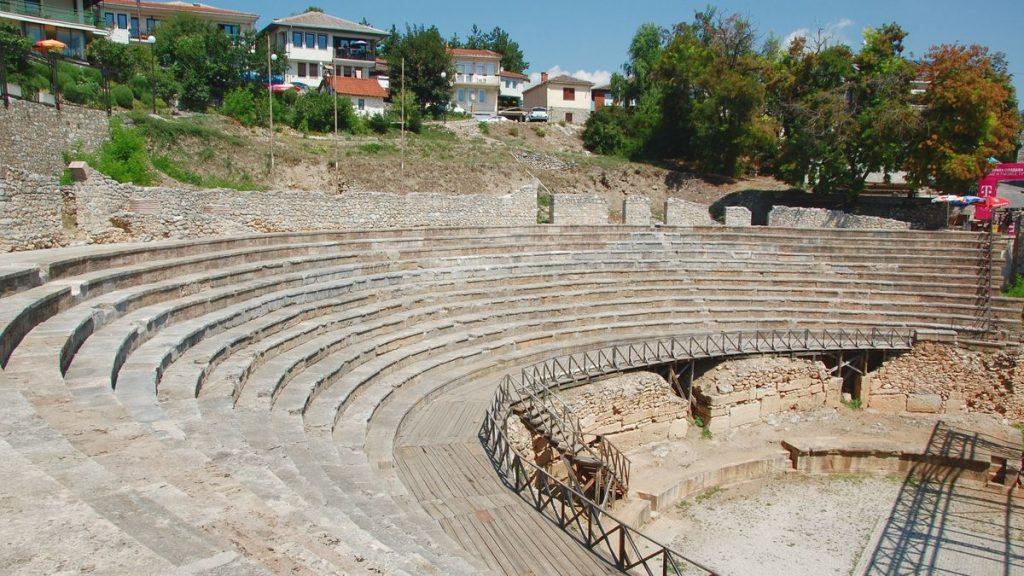 Ohrid amfiteater