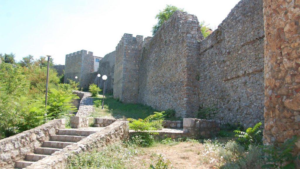 Ohrid mur