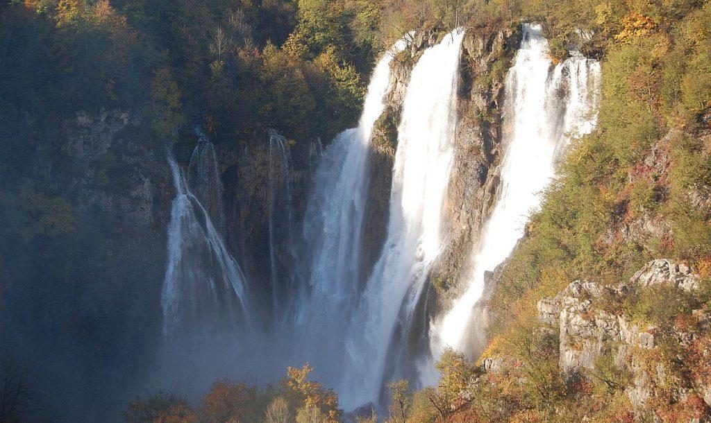 veliki Slap i Plitvice nationalpark