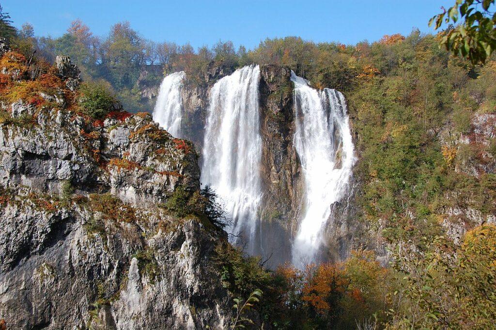 Nationalpark i Kroatien - Plitvice