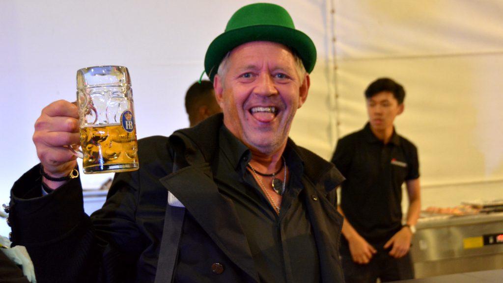 oktoberfest i Tyskland? Nej, på Elmia
