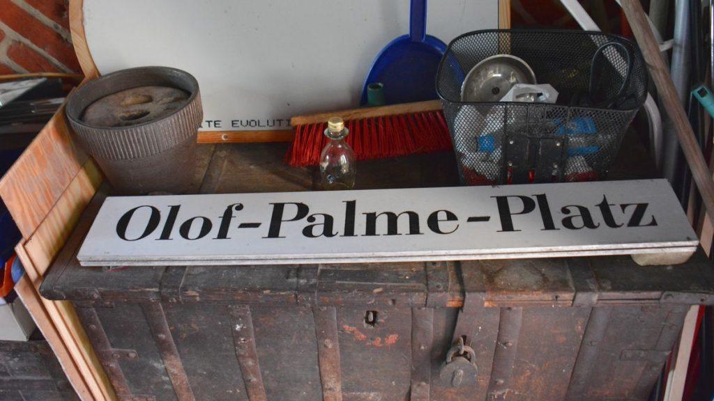Olof Palme Stralsund