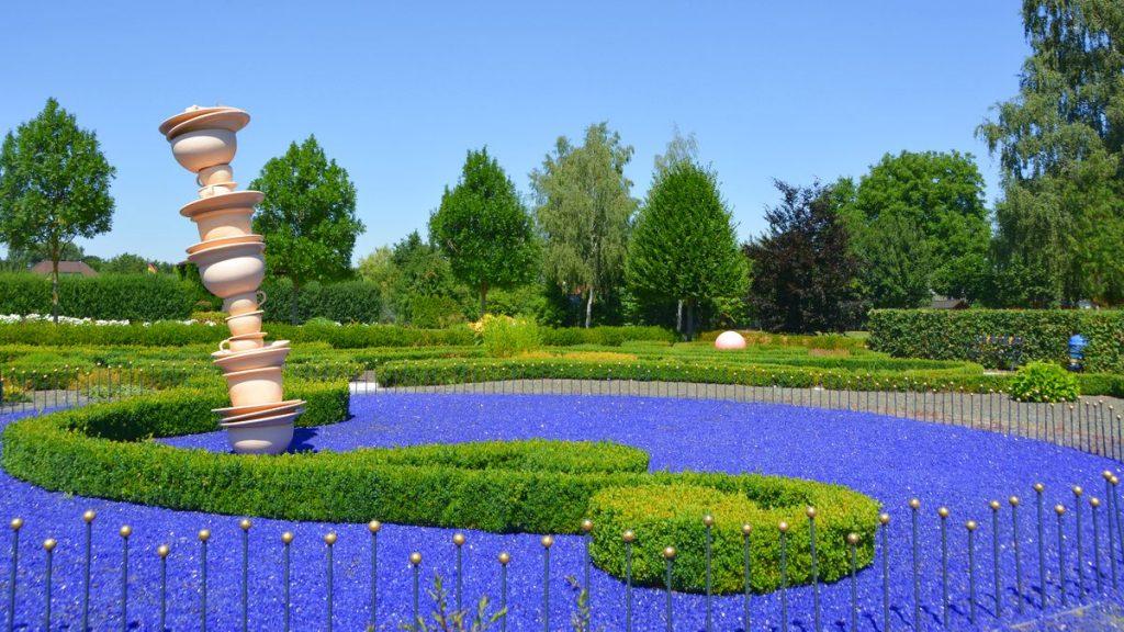 Oranienburg Slottsträdgård