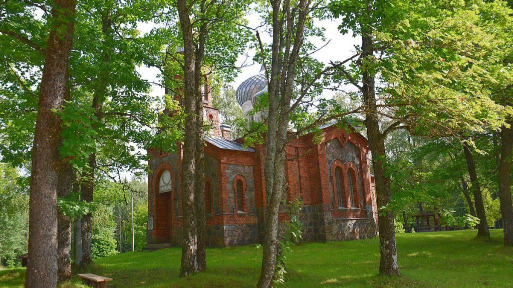 Ortodox kyrka