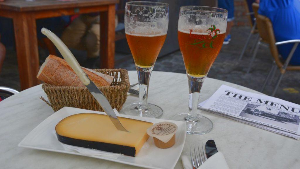Bryggerier i Belgien - De Halve Maan