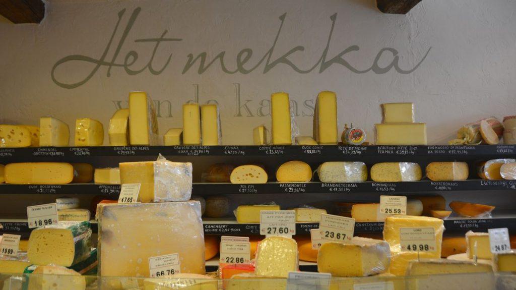 ost i belgien