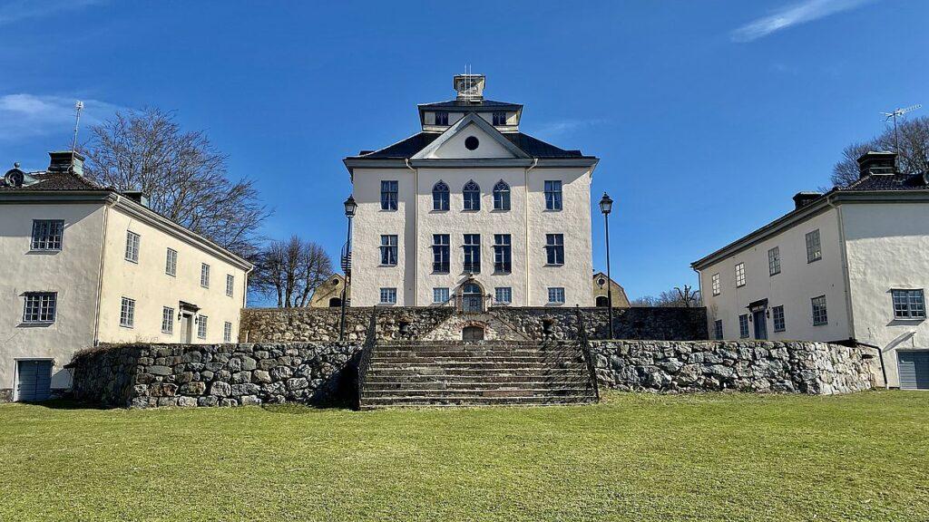 Göra i Nyköping - Öster Malma slott