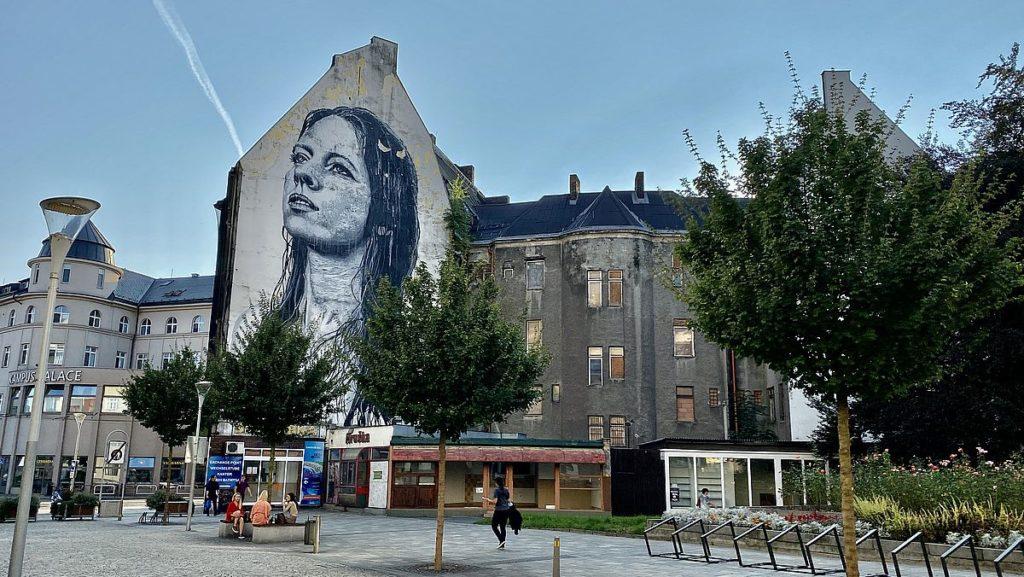 Ostrava i Tjeckien