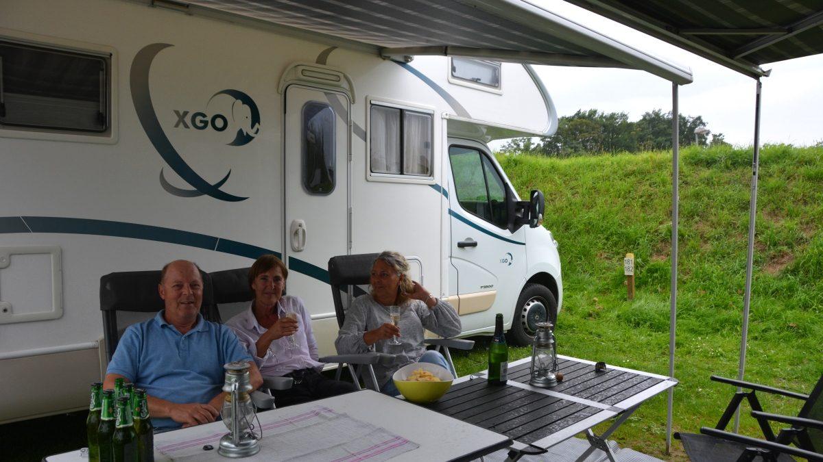 camping i Tyskland