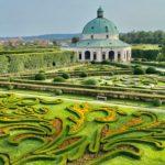 Kroměříž trädgårdar och slott – Unesco världsarv i Tjeckien