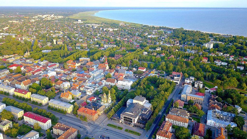 Pärnu i Estland