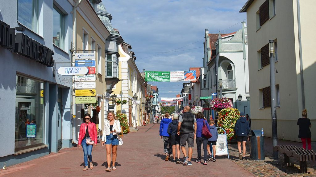 Pärnu centrum