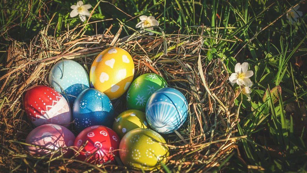 Fakta om påsken: påskägg