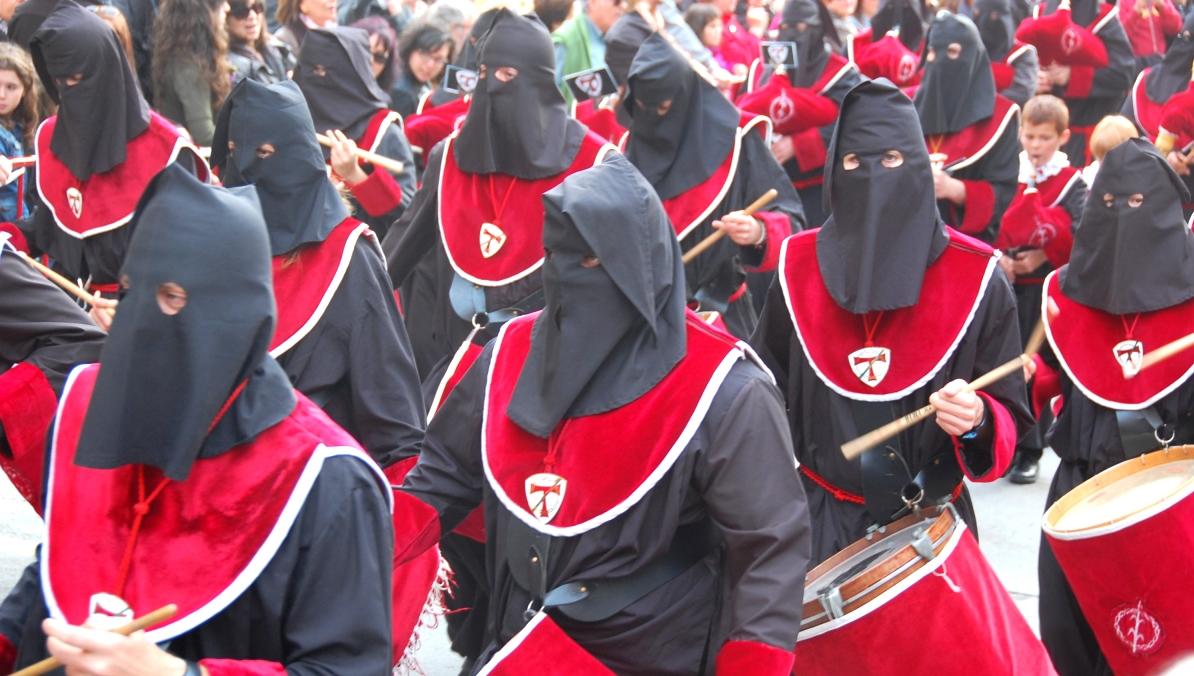 Påsk procession