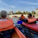 Paddla kanot i Wroclaw i Polen – en härlig upplevelse