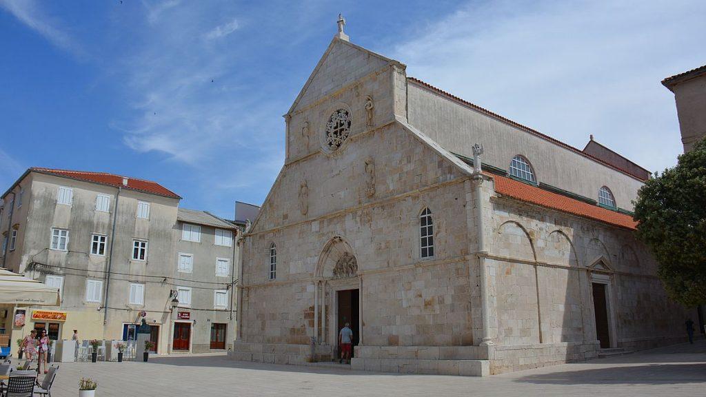 st Marys kyrka i Pag