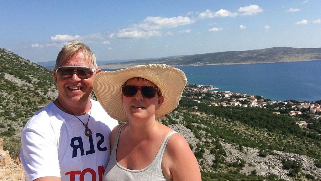 Selfie i Paklenica Starigrad
