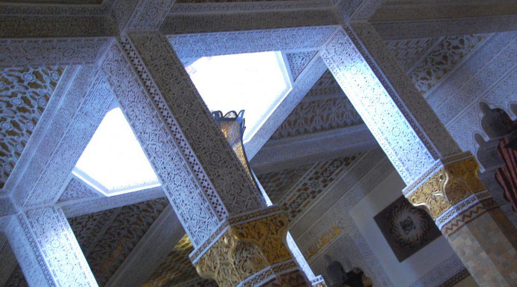 bahia-palatset i Marocko