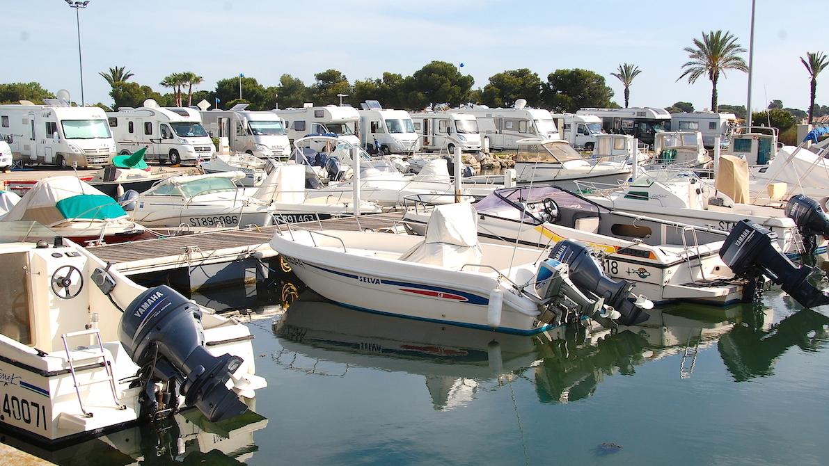 Palava les Flots, Frankrike