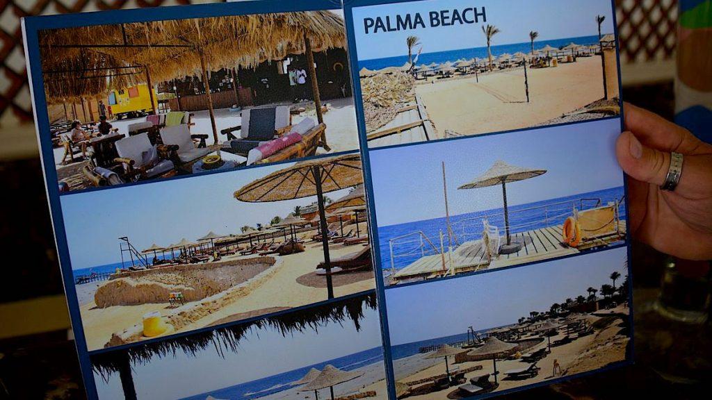 Stränder i Sharm el Sheikh - Palma beach