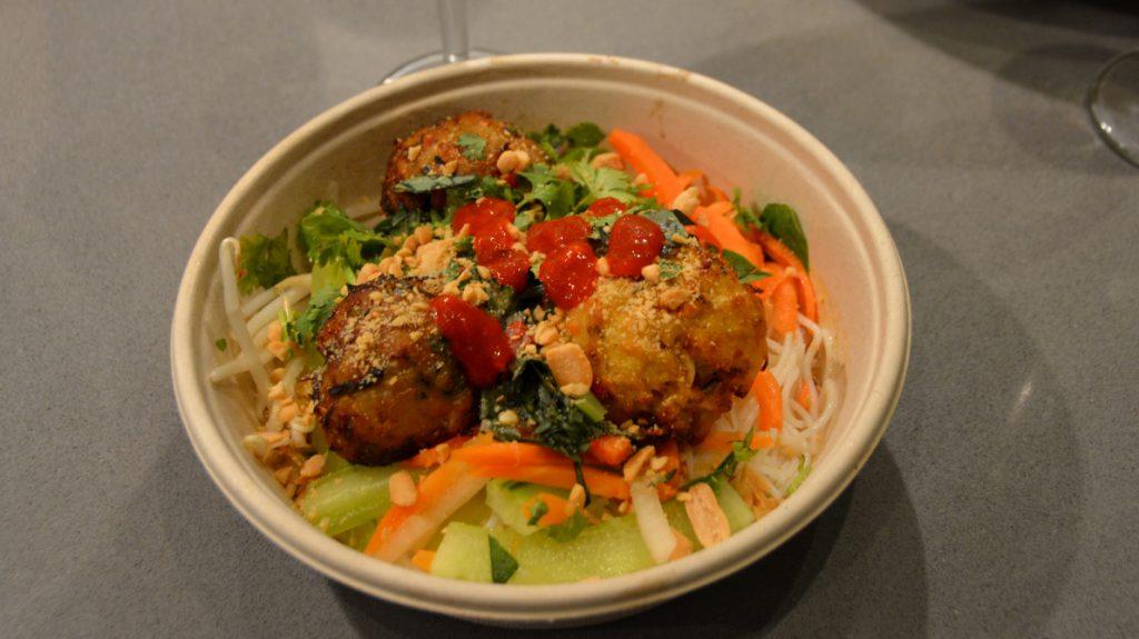 En riktigt god vietnamesisk måltid från Panic Supper