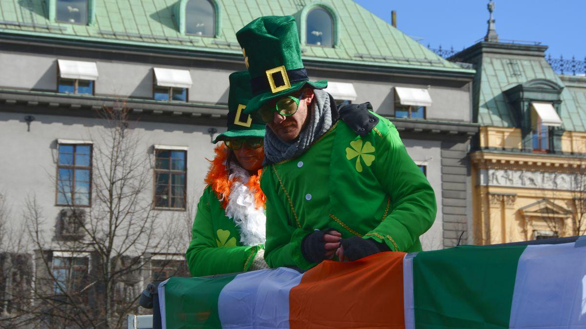 Parad St Patrick