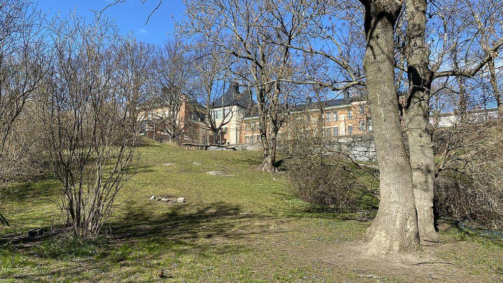 Parker på Kungsholmen - Pontonjärparken
