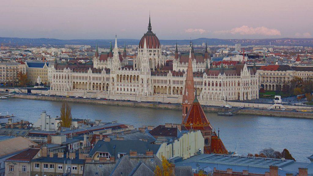 att göra i budapest i maj