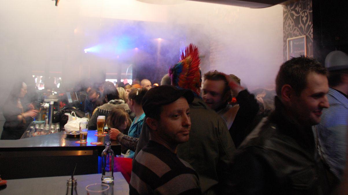 Partytält