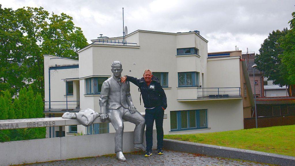 Pärnu staty