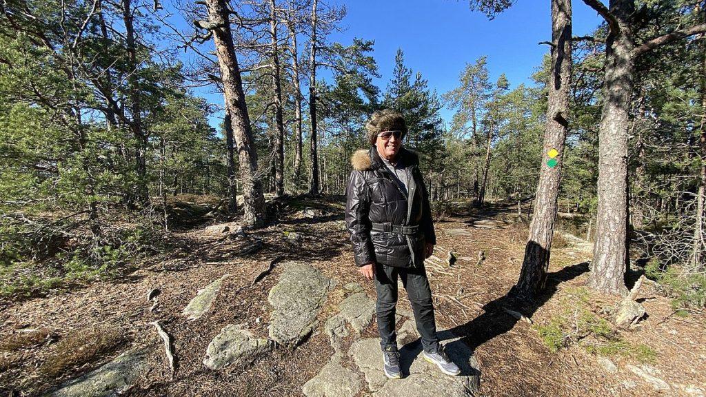 Järvafältets naturreservat en oas nära Stockholm