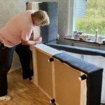 Reflektioner från flyttkaoset – från stort hus till liten lägenhet